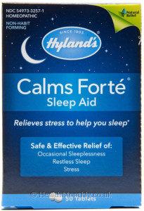 Hyland's Homoeopathic Medicine Calms Forté™
