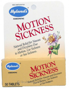 Hyland's Homoeopathic Medicine Motion Sickness