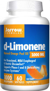 Jarrow Formulas D-Limonene Natural Orange Peel Oil