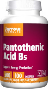 Jarrow Pantothenic Acid B5