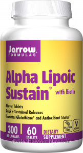 Jarrow Alpha Lipoic Sustain
