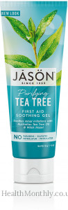 Jason Natural Purifying Tea Tree First Aid Soothing Gel