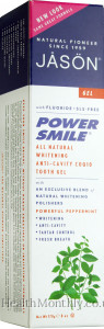 Jason Cosmetics Powersmile Whitening Toothpaste