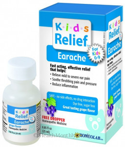 Kids Relief Ear Relief Oral Liquid Solution