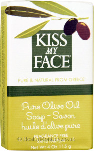 Kiss My Face Pure & Natural Olive Oil Soap