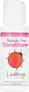 Ladibugs Lice Control Conditioner