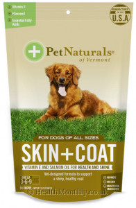 Pet Naturals Skin & Coat for Dogs