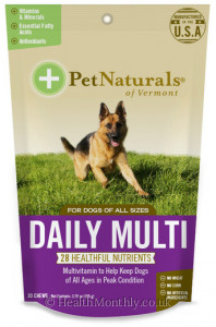 Pet Naturals Daily Multi for Dogs