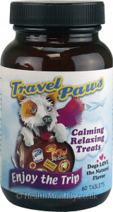 Lidtke Travel Paws Calming Relaxing Treats for Dogs
