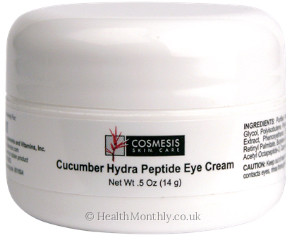 Life Extension®, Cosmesis Skin Care, Cucumber Hydra Peptide Eye Cream