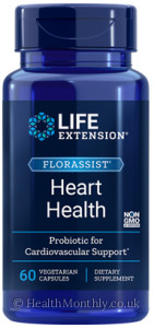 Life Extension FLORASSIST Heart Health
