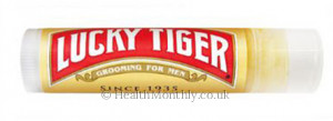 Lucky Tiger Natural Lip Balm