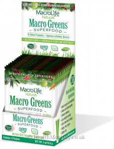 Macrolife Naturals Superfood Macro Greens