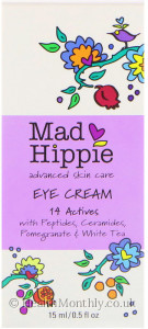 Mad Hippie Eye Cream, Advance Skin Care