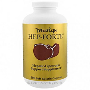 Marlyn Hep-Forte Hepatic-Lipotropic Nutritional Support