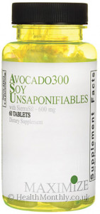 Maximum Avocado300 Soy Unsaponifiables