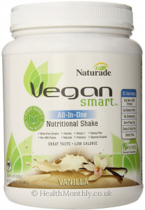 Naturade Vegan Smart All-in-One Nutritional Shake