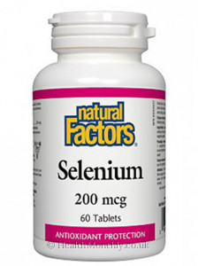 Natural Factors Selenium