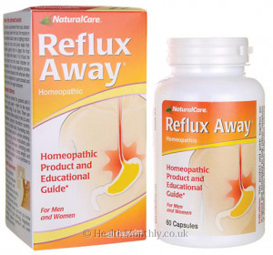 NaturalCare Reflux Away