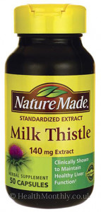 Nature Made Milk Thistle Extract