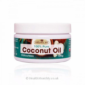 Natures Aid Coconut Oil Skin Cream