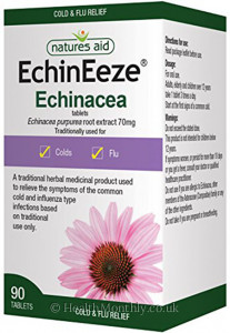 Natures Aid Echineeze Tablets