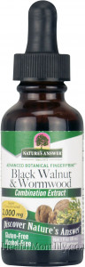 Natures Answer Black Walnut & Wormwood Complex