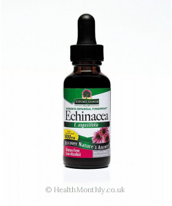 Nature's Answer Echinacea Root Liquid Extract