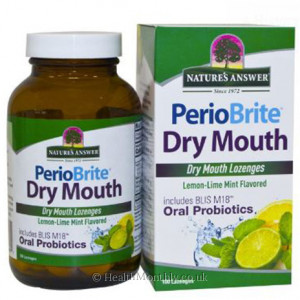 Nature's Answer Periobrite Dry Mouth