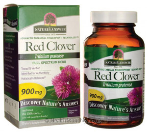 Nature's Answer Red Clover