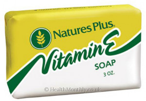 Natures Plus® Vitamin E Soap Bar