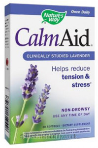 Nature's Way CalmAid Non-Drowsy