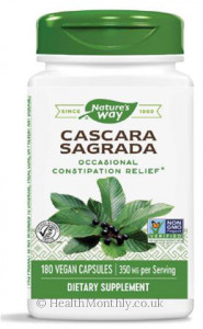 Nature's Way Cascara Sagrada Bark