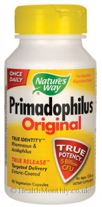 Nature's Way Primadophilus Original