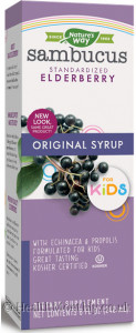 Nature's way Sambucus For Kids