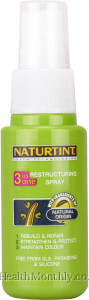 Naturtint 3 in One Restructuring Spray