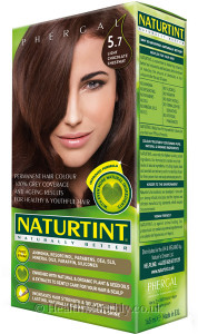 Naturtint Naturally Better Permanent Hair Colour 5.7 Light Chocolate Chestnut