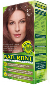 Naturtint Naturally Better Permanent Hair Colour 6.7 Dark Chocolate Blonde