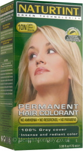 Naturtint Permanent Natural Hair Colour 10N