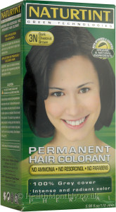 Naturtint Permanent Natural Hair Colour 3N