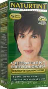 Naturtint Permanent Natural Hair Colour 4N