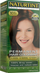 Naturtint Permanent Natural Hair Colour 5C