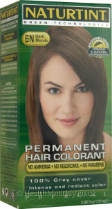 Naturtint Permanent Natural Hair Colour 6N