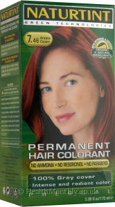 Naturtint Permanent Natural Hair Colour 7.46