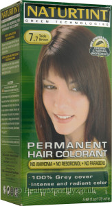 Naturtint Permanent Natural Hair Colour 7.7