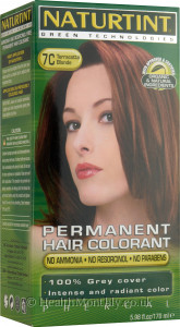 Naturtint Permanent Natural Hair Colour 7C