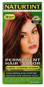 Naturtint Permanent Hair Colorant 7M