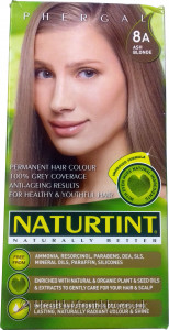 Naturtint Permanent Natural Hair Colour 8A