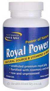 North American Herb and Spice Royal Power