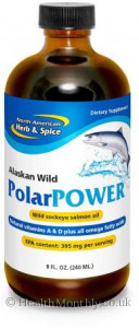 North American Herb & Spice, Alaskan Wild PolarPower